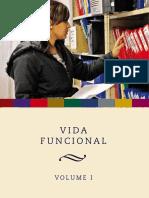 Cartilha Sobre Vida Funcional Volume 1