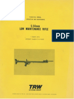 Technical Manual Operation and Maintenance 5.56mm Low Maintenance Rifle (LMR)