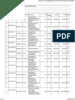 Consulta Del Plan Anual de Contratación