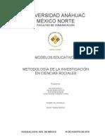 Modelos Educativos y Pre