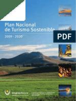 Plan Nacional de Turismo Sostenible 2009-2020 - Uruguay