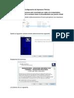 Configuración de Impresora Térmica.pdf