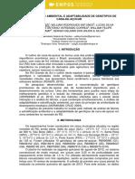 ESTRATIFICAÇÃO AMBIENTAL E ADAPTABILIDADE DE GENÓTIPOS DE CANA-DE-AÇÚCAR