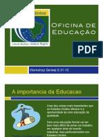 Education Workshop Presentation PDF