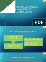 Medición Nanomateriales