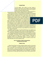 Concepto y Funciones de Las Villas Chilenas Del Siglo Xviii