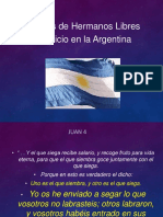 Argentina Misiones de los Hermanos Libres