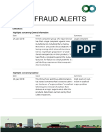 2018 Week 5 Food Fraud