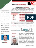August 2018 News Letter