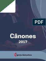 Canones 2017