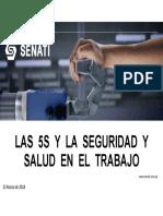 LAS 5S Y LA SEGURIDAD Y SALUD EN EL TRABAJO