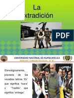 Diapositivas Asilo y Extradicion