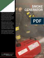 BullEx Smoke Generator Information Sheet
