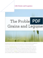 The Problem with Grains and Legumes.docx