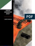 Smoke Generator 4000