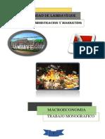 Monografia de Exportación
