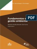 Fundamentos Em Gestão Ambiental - Dal Forno