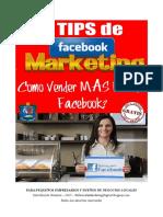 5 Tips de Facebook Marketing