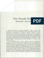 Reinaldo Arenas Parade Ends