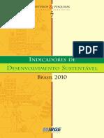Indice de Desenvolvimento Sustentável