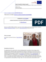 Cambiamenti climatici, disastri ambientali e ricerca del Consenso - Luca Basile