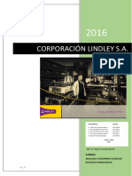 Corporación Lindley s.a.