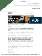 gmail - welcome to ila
