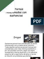 Trastornos Relacionados Con Sustancias