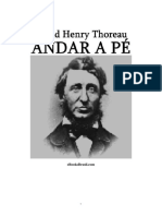 Andar a Pé - Thoreau