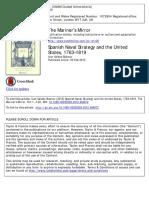 Ivan Valdez-Spanish Naval Strategy in the United States