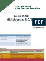 Clara Presentación Dislipidemia