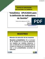 Curso Estadisticas y Probabilidades Ips