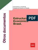 Estructura Económica Brasil