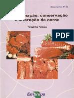 Conservação , contaminação e alteração da carne.pdf