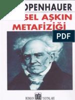 Arthur Schopenhauer - Cinsel Aşkın Metafiziği.epub