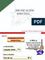 La Comunic Efectiva y Trabajo en Equipo HS