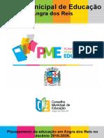 Plano Municipal de Educacao