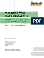 The Rise of the Data Oligarchs