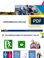 Diapositivas de capacitacion Herramientas manuales criticas