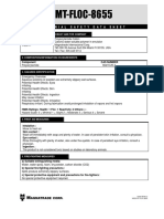Msds Mt-floc-8655 (1) (Ingles)