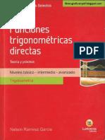 Lumbreras - Funciones Trigonometricas Directas