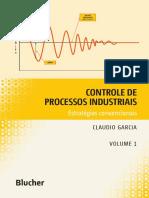 Amostra do Livro Controle de Processos Industriais - Vol. 1 Estratégias Convencionais de Claudio Garcia
