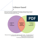 What is Evidence.docx