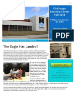 Newsletter Fall 2018