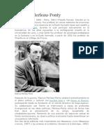 Maurice Merleau