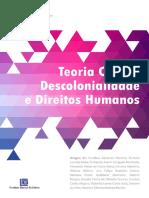 Teoria Crítica, Descolonialidade e Direitos Humanos.pdf