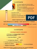 Acetylene