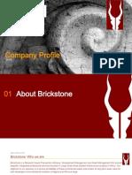 Company Profile Full Brickstone 2018