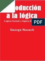 F-George Novack-Introducción a la lógica.pdf
