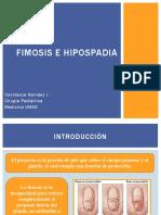 Fimosis e Hipospadia